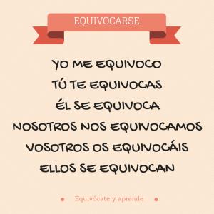 EQUIVOCARSE- Elena Muerza
