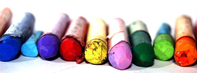 creatividad colores